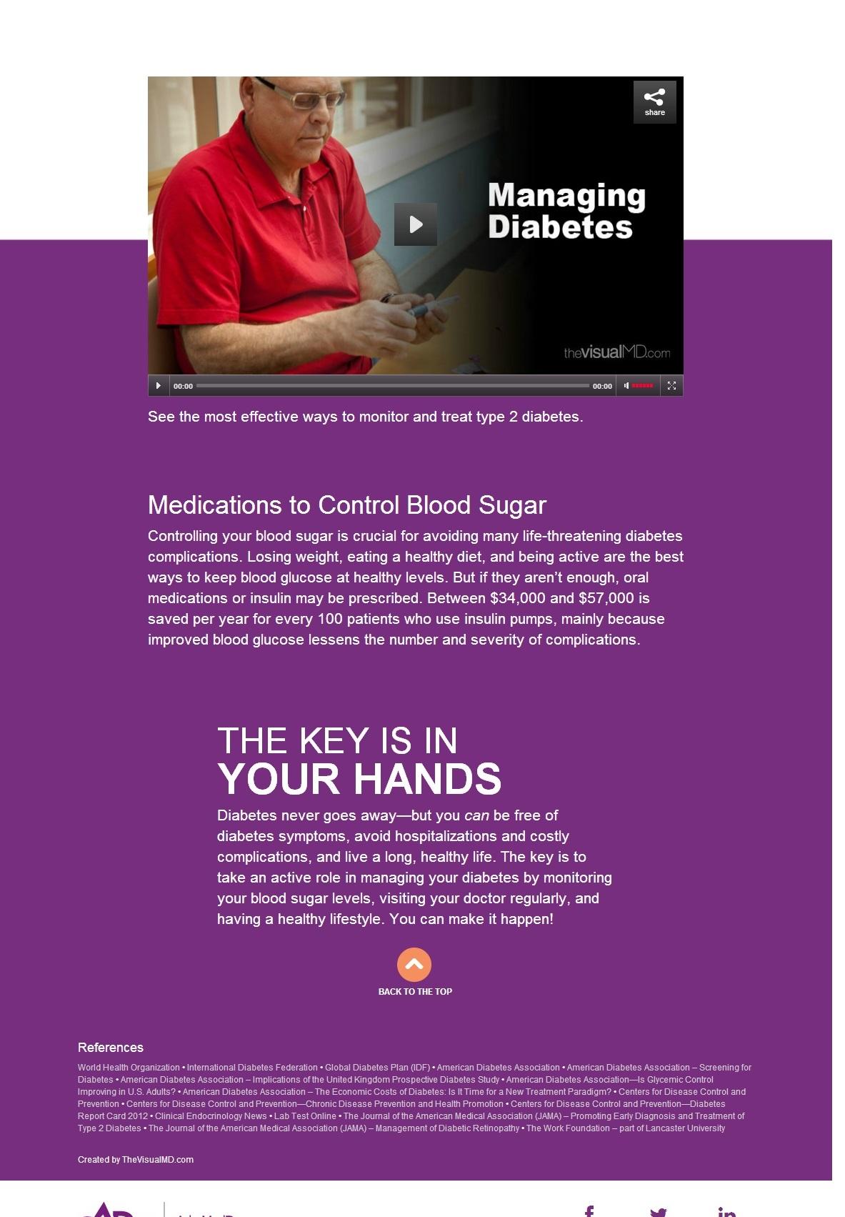 Web: Infographics -