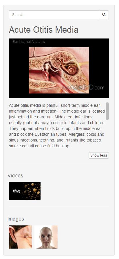 Web: Health Defs -