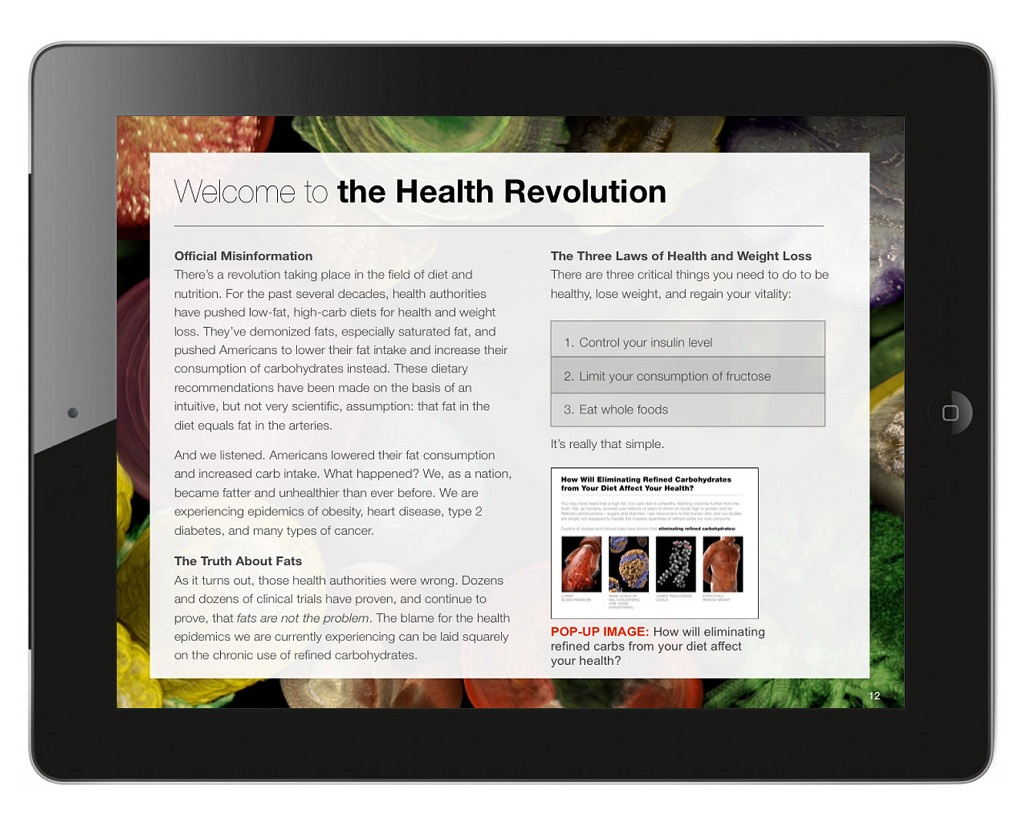 iBook: Wellness -